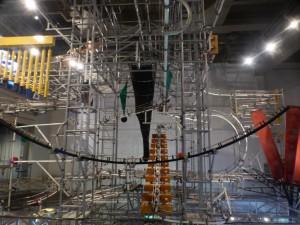 Die Energy Machine im Science Museum