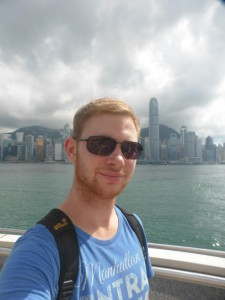 Hongkong Island und ich