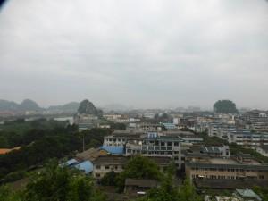Blick auf Guilin