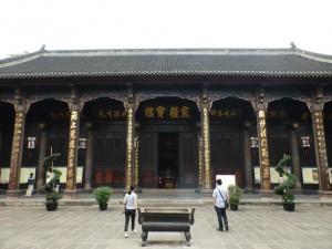 Die Wenshu Monastry