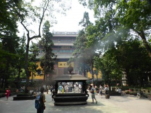 Im Lingyin Temple