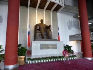 Sun-Yat-sen Denkmal