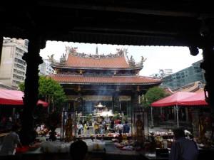 Im Mengjia Longshan-Tempel