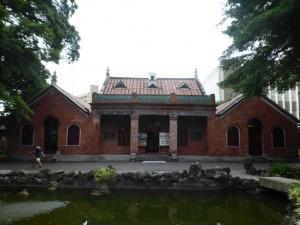 Oxford College in Tamsui