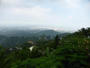 Blick auf Cebu