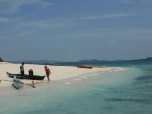 Island Hopping: Naked Island
