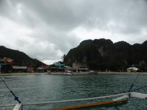 Island Hopping in El Nido