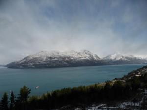 Blick auf den Lake Wakatipu