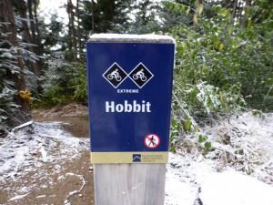 Der Extreme Hobbit Radweg