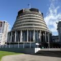 Das Parlament von Neu Seeland