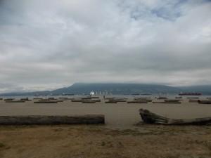 Strand in Kitsilano