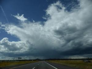 Auf dem Weg nach Flagstaff