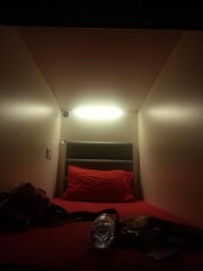 Mein Bett in Singapore
