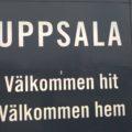 Willkommen in Uppsala
