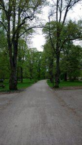 Park in Uppsala