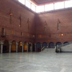 Großer Saal im Rathaus