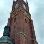 Kirchturm der Riddarholmskyrkan