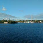 Blick auf Gröna Lund