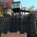 Ein alter Aufzug