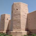 Alte Stadtmauer von Marrakesch