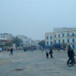 Essaouira im Nebel und Dunst