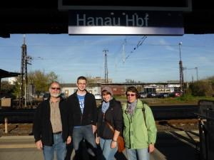 Tschüss Hanau