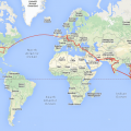 Route Worldtrip